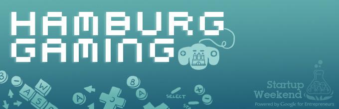 Startup Weekend Gaming 2013